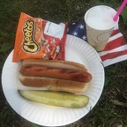 4th of July lunch